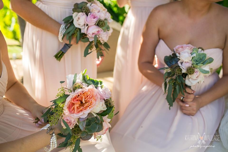 White House Design Studio floral bouquets