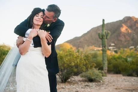 Arizona Wedding Photography at El Chorro