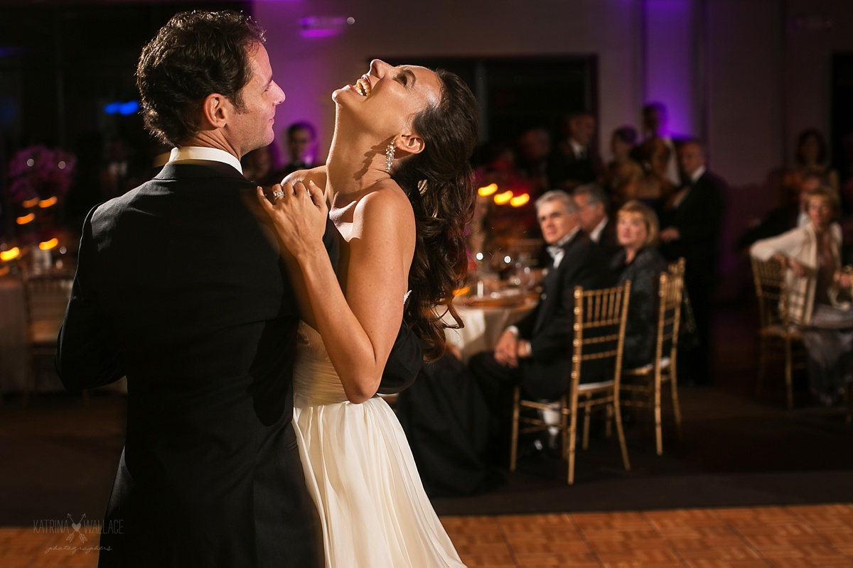 First dance at a Sanctuary Resort wedding