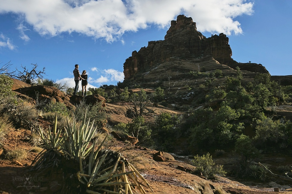 Sedona Engagement Session Photography